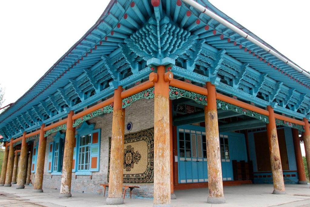 Tungan Mosque In Karakol