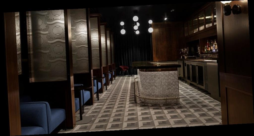 The Bar Features A Prohibition Era Style