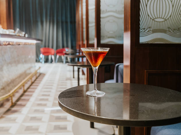 JFK 1850 Speakeasy Bar