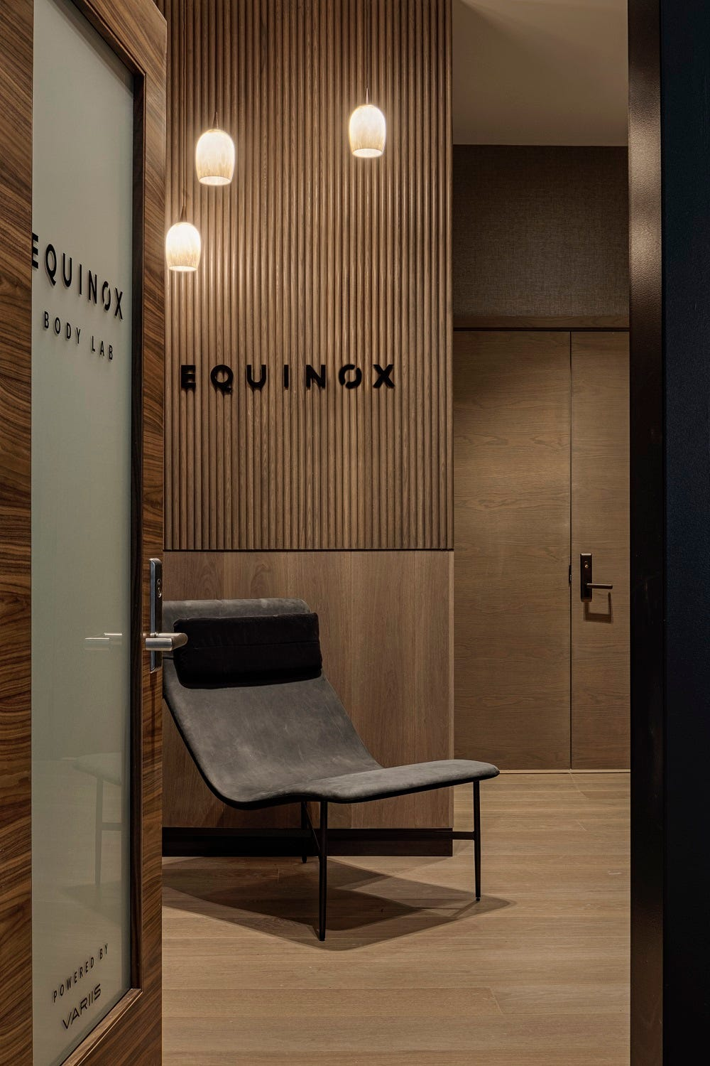 The Lounge Will Also Feature An Eqxuinox Body Lab