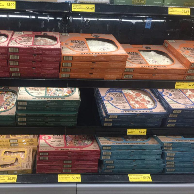 Buy Take And Bake Pizza