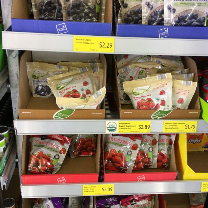 Buy Frozen Fruits