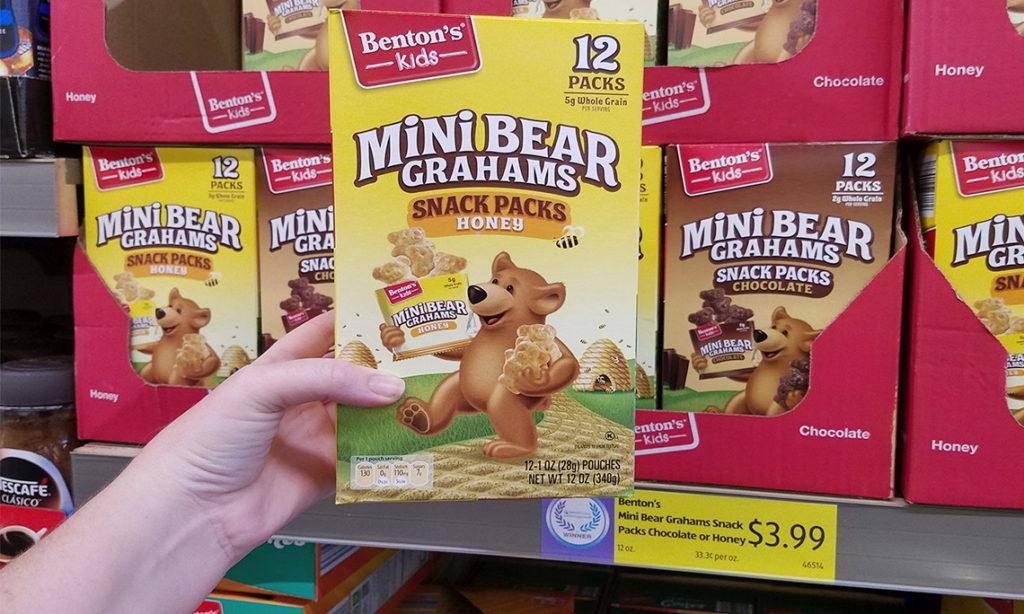 Skip Mini Bear Grahams