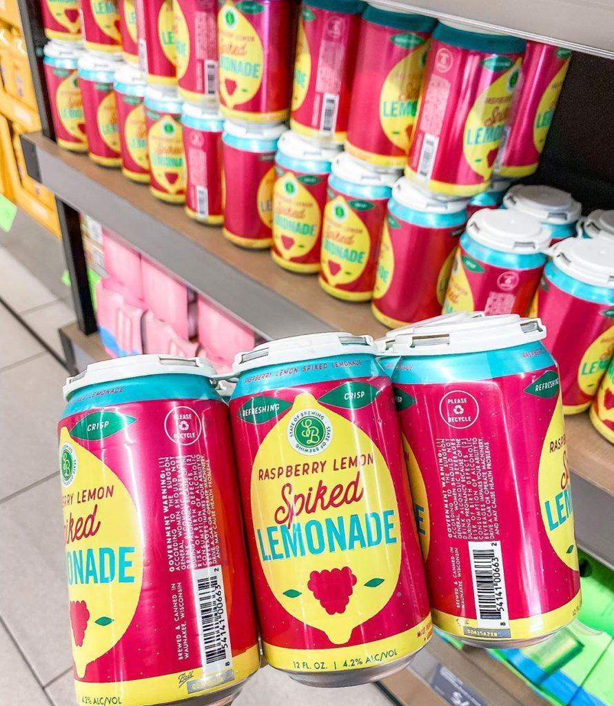 Buy Raspberry Lemon Spiked Lemonade