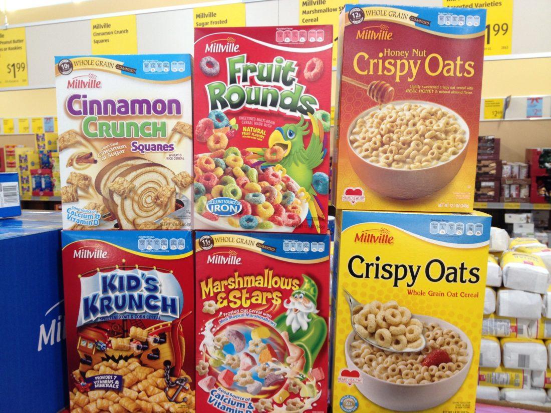 Skip Aldi Cereals