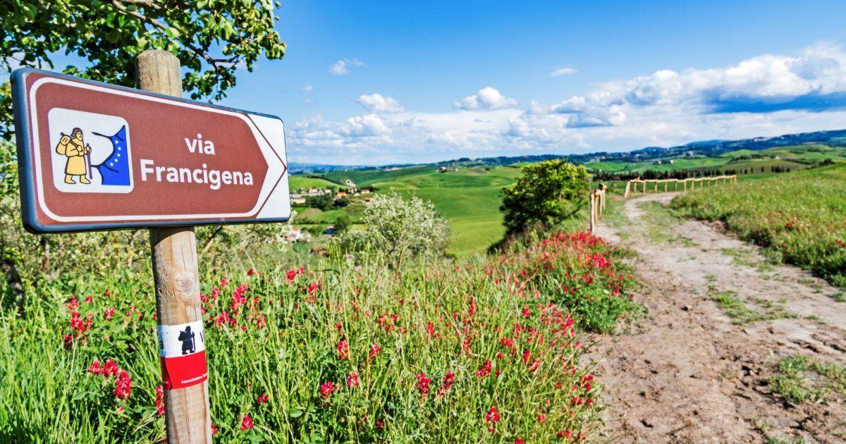 Via Francigena Path