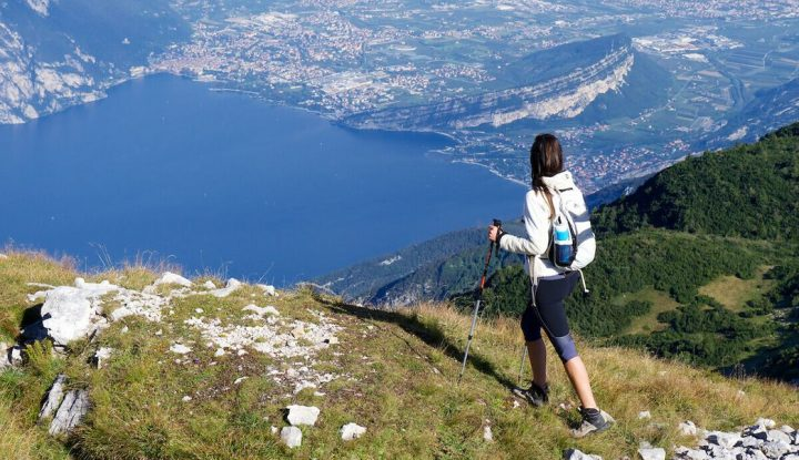 Hike In High Altitude Trentino