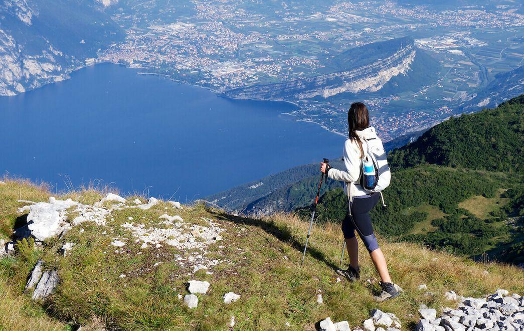 Hike In High Altitude Trentino