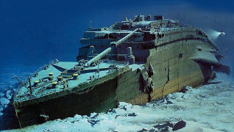 Six Expeditions Will Take Place TO Explore The Titanic's Remnants