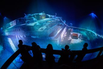 The Titanic Is Starting To Dissolve