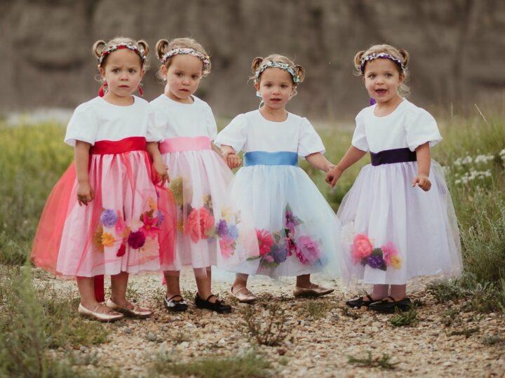 Raising Quadruplets