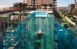 The London Sky Pool