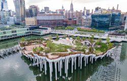 NYC's Little Park On The Husdon