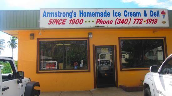 Armstrong's Homemade Ice Cream