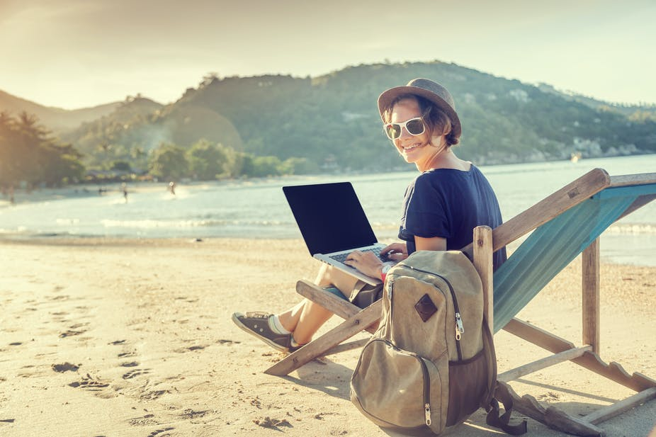 Digital Nomads Are Cropping Up All Around The World