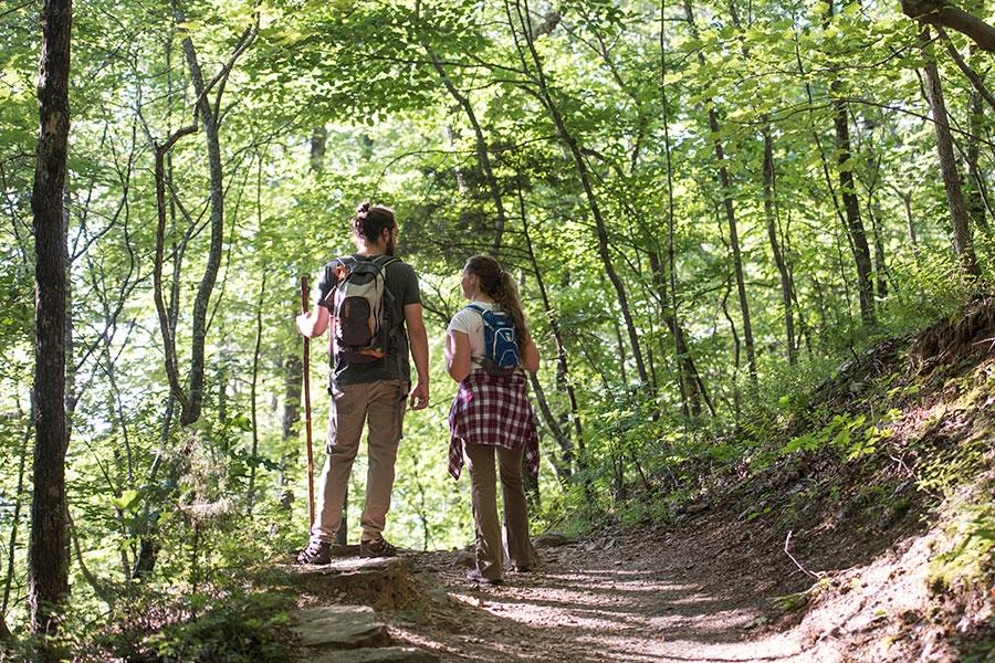 Hiking Trails Around The World