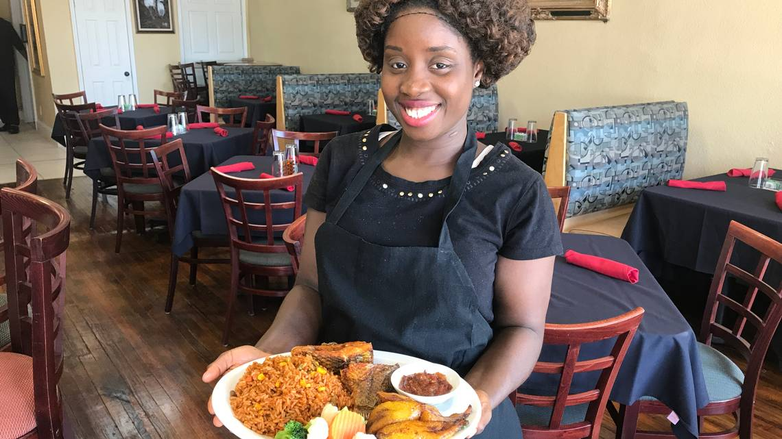 Fannie's African & Tropical Cuisine